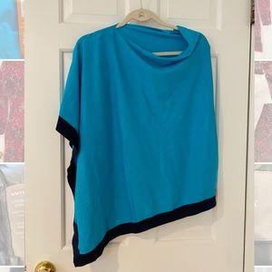 Jude Connally Carolyn sweater teal/navy